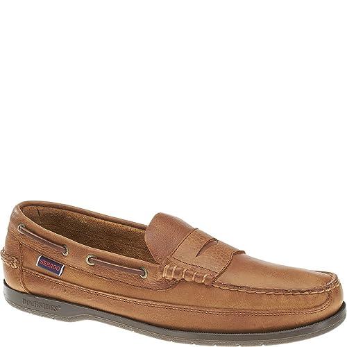 Sebago Sloop - Zapatillas Para Hombre, Color Marrón, Talla 41 EU: Amazon.es: Zapatos y complementos