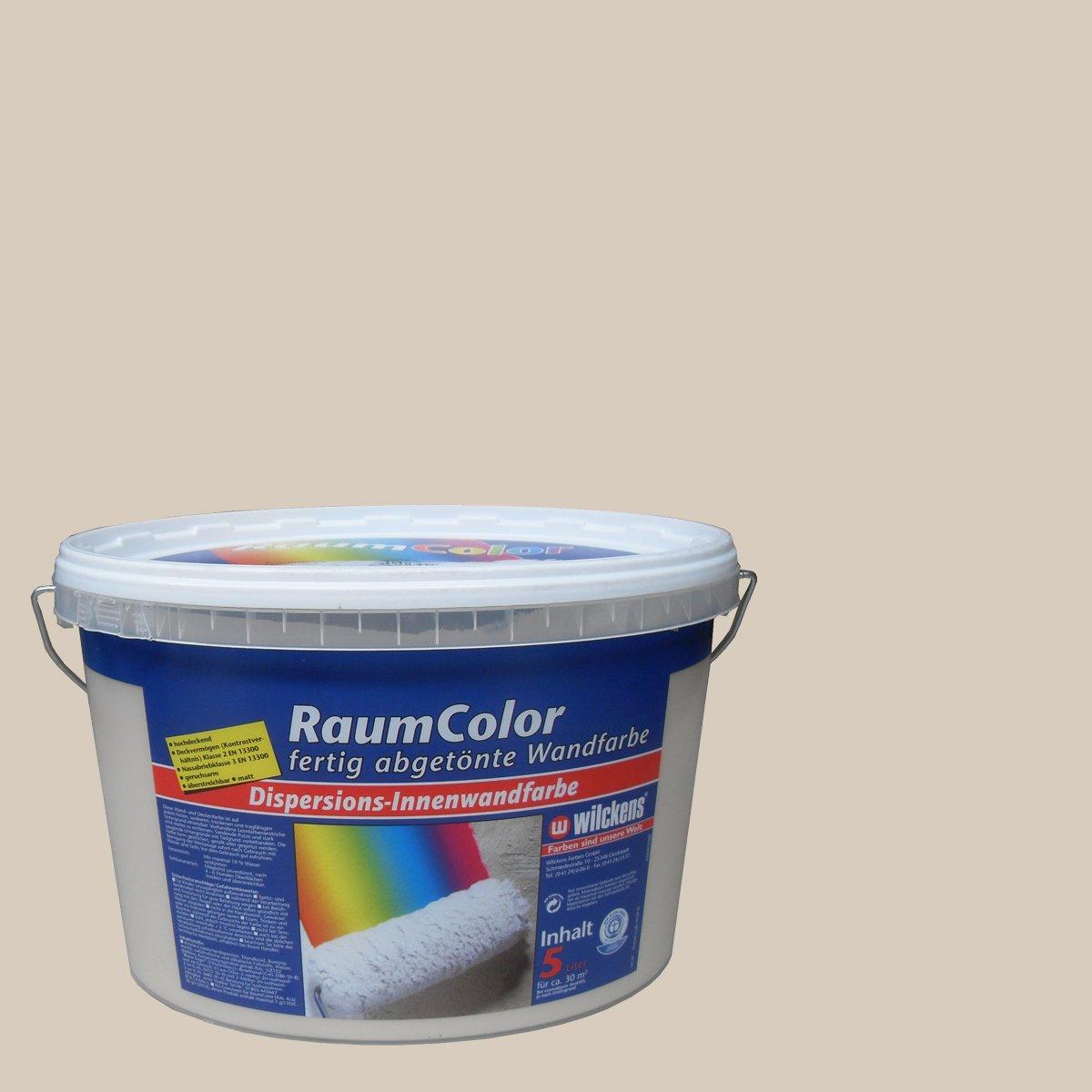 Wilckens Raumcolor 5l, Farbton:Cappuccino: Amazon.de: Baumarkt