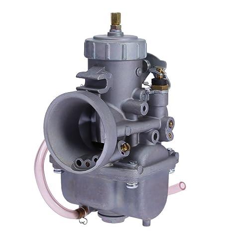 Amazon com: VM 34mm Round Slide Carb Carburetor replaces for