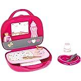 Smoby Toys, 220319, Baby Nurse, Vanity, + 12 Accessoires Inclus