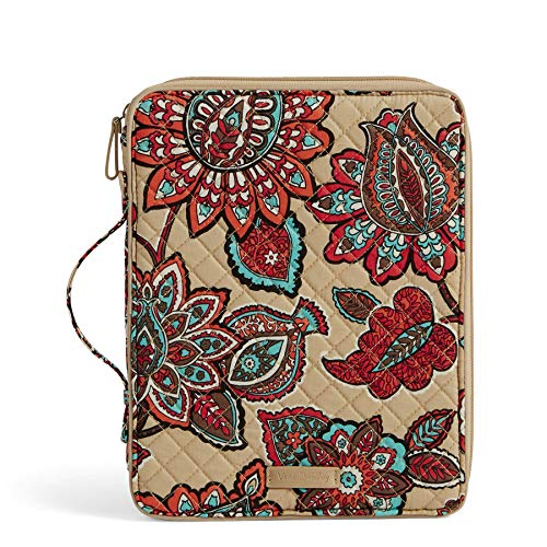(Vera Bradley Iconic Tablet Tamer Organizer, Signature Cotton)