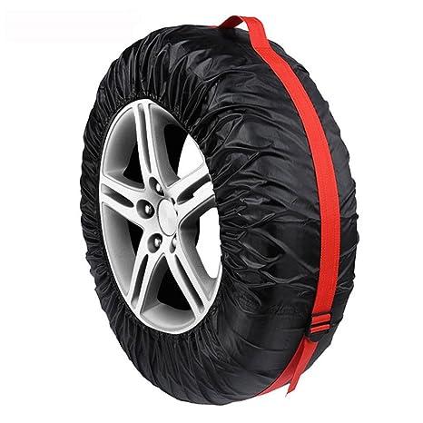 Cubierta de repuesto para neumáticos de coche, accesorios de verano, protector de neumáticos para