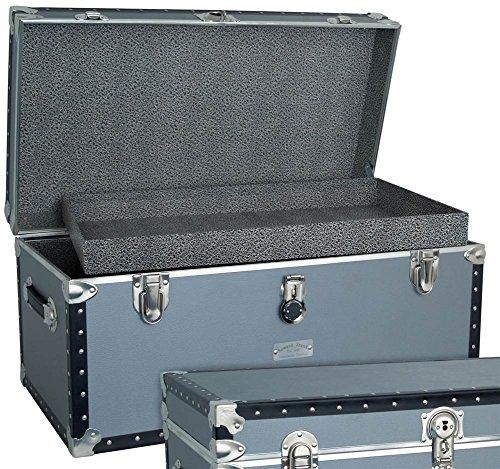 Seward Classic 31 in. Oversize Locker w Tray in Silver ()
