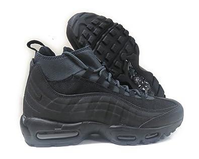 Nike NIKE AIR MAX 95 SNEAKERBOOT mens boots 806809-001_13 - BLACK/BLACK-