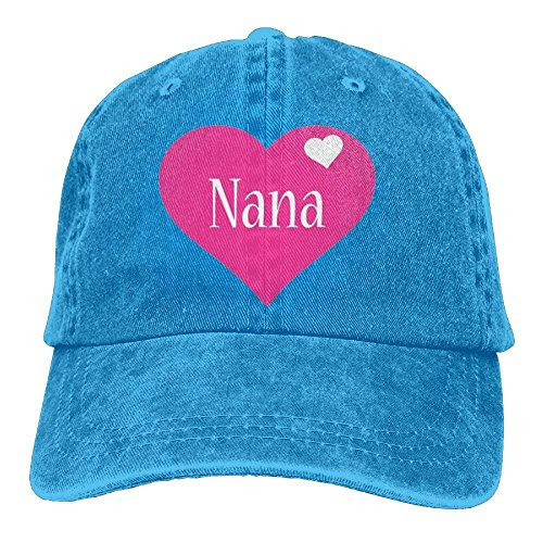 WAZH Baseball Caps Nana Classic Trucker Hats for Boys Girls Adults