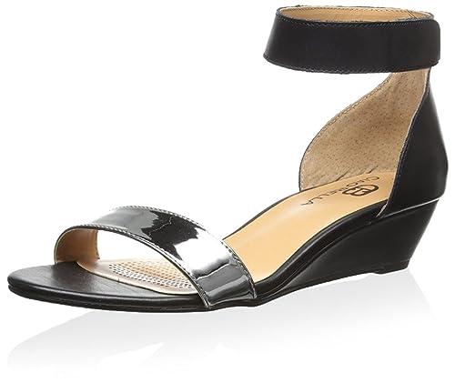41aa0d693514fc Ciao Bella Women s Wilson Wedge Sandal
