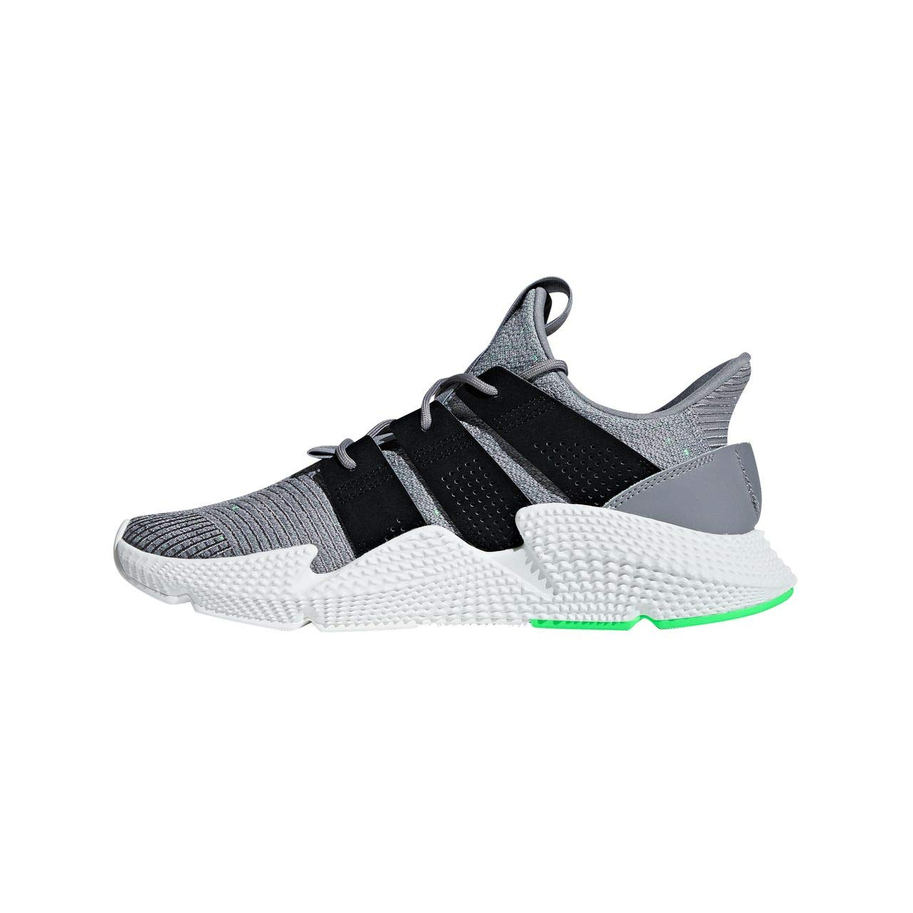 gris (gris Three F17 Core noir Shock Lime) adidas Prophere, Chaussures de Gymnastique Homme 49 1 3 EU