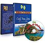 Bike-O-Vision - Virtual Cycling Adventure - Costa Brava, Spain - Perfect for Indoor Cycling and Treadmill Workouts - Cardio Fitness Scenery Video (Widescreen DVD #24) by none