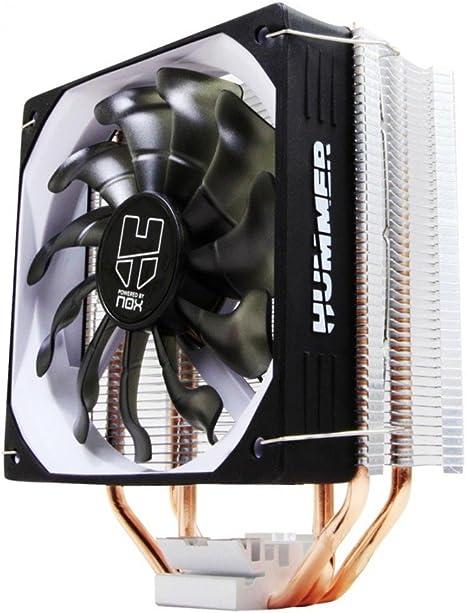 Nox NXHUMMERH300 - Disipador para procesador: Amazon.es: Informática
