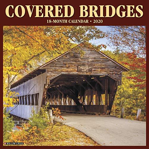 Covered Bridges 2020 Calendar