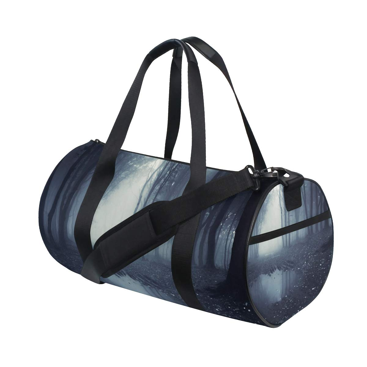 Sports Gym Bag Travel Duffel Bag with Pockets Luggage & Travel Gear Shoulder Strap Fitness Bag by EVERUI (Image #1)