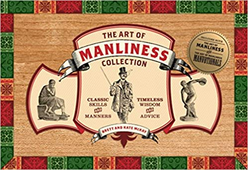 7df379f8374b Art of Manliness Collection  Brett McKay