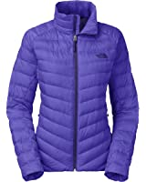 The North Face Womens Tonnerro Quilted Mocked Neck Puffer Jacket