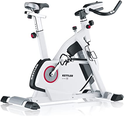 Bicicleta estática KETTLER GIRO S: Amazon.es: Deportes y aire libre