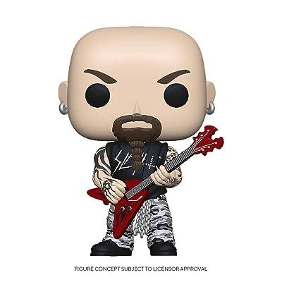 Funko Pop! Rocks: Slayer - Kerry King: Toys & Games