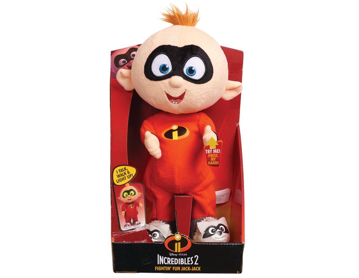 The Incredibles Fightin' Fun Jack-Jack 15'' Plush