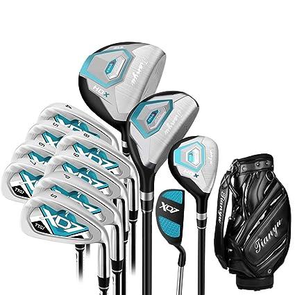 Clubes de Golf Mujeres Golf Principiante Juego de Club de ...