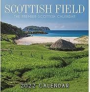 Scottish Field Large Calendar 2022