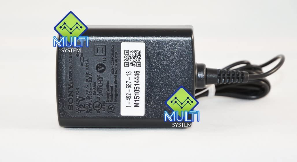 BDP-S2700 Also Works on Region Free Blu-Ray Disc Players BDP-S4700 SONY AC Adapter for use with SONY BDP-S1700 BDP-S3700 BDP-S5700 and BDP-S6700 Blu Ray Players
