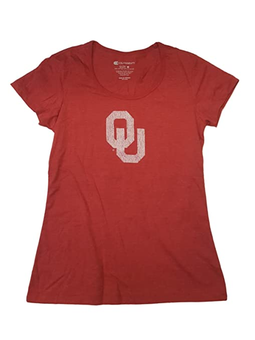 e0d17b72 Image Unavailable. Image not available for. Color: Colosseum Oklahoma  Sooners Womens ...