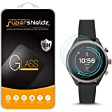 (3 Pack) Supershieldz for Fossil Sport Smartwatch 43mm (Gen 4) Tempered Glass Screen Protector, Anti Scratch, Bubble…