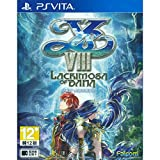 Ys VIII Lacrimosa of Dana (Chinese Subs) for PlayStation Vita [PS Vita]