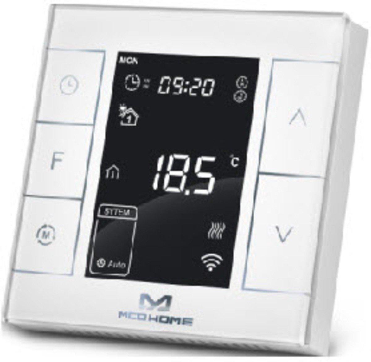 Mco Home Termostato MH7 para calefacción eléctrico: Amazon.es: Iluminación