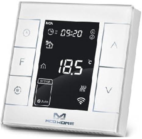Mco Home Termostato MH7 para calefacción eléctrico