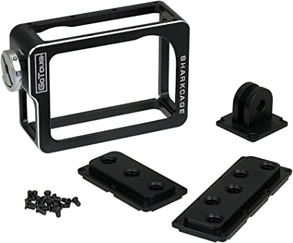 Fotodiox Pro Gotough Sharkcage Compatible With Gopro Kamera
