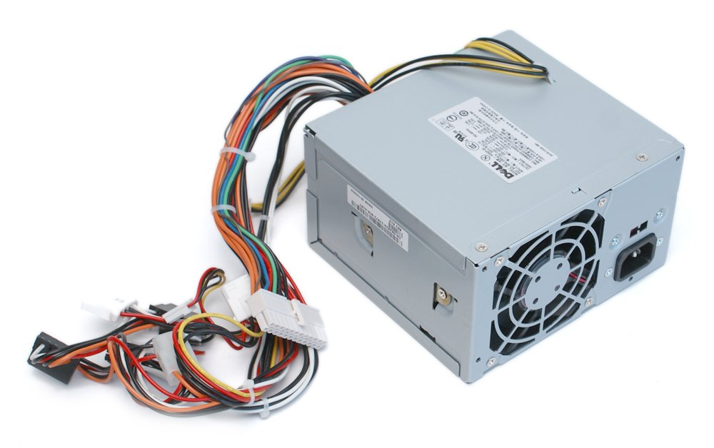 61U4tgrpsxL._SL1000_ amazon com genuine dell f4284 x2634 350w power supply (psu) power  at webbmarketing.co