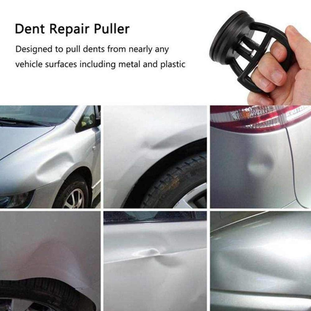 Foonee Vacuum Suction Cup Glass Car Dent Puller Auto Dent Repair Tool Car Fix Mend Puller Bodywork Panel Remover Sucker Suction Tool