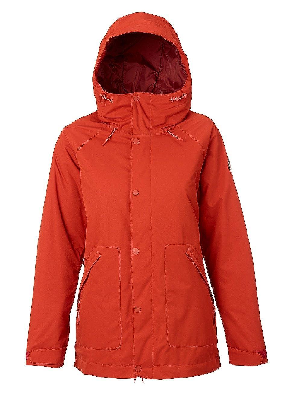 Bitters Burton Women's Eastfall Jacket, Abyss Hawk Camel, Large