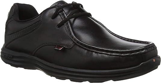 TALLA 47 EU. Kickers Reasan Lace Lthr Am, Zapatos de Cordones para Hombre
