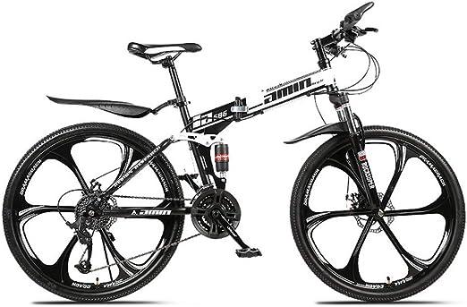 LISI Bicicleta de montaña 26 Pulgadas Todoterreno ATV Velocidad ...