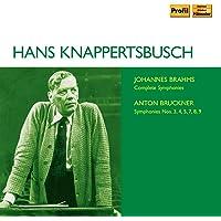 Brahms & Bruckner Symphonies