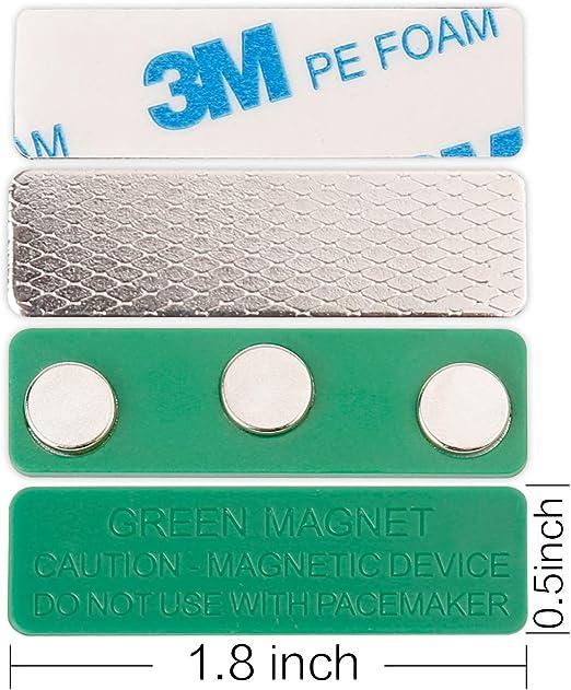 Magnet Fridge Magnet Keep Calm Green 10x5cm//Metal Sign Plaque
