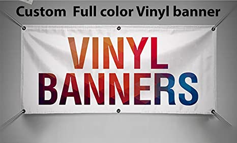 Image result for vinyl banner with grommets