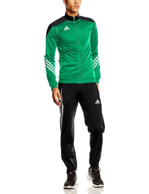 Por qué no Judías verdes Dios  adidas Football Clothing Presentation Training Tracksuit- Buy Online in  Papua New Guinea at papua.desertcart.com. ProductId : 54410848.