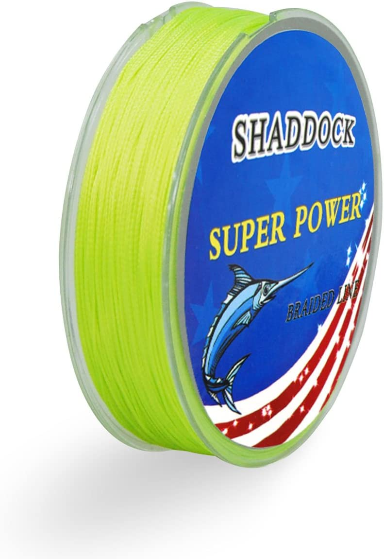 Braid Fly Fishing Backing Line 20LB//100M for Saltwater Freshwater Trout Bass Pike Fishing