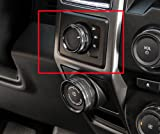 Aluminum Alloy Four Wheel Drive Switches Button