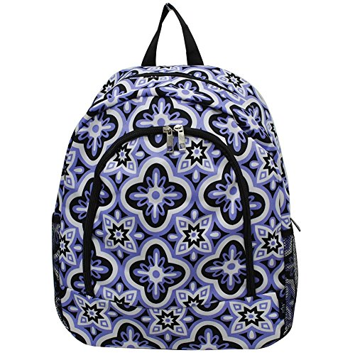 Children's School Backpack 2018 Collection (quatrefoil Paradise (Quatrefoil Collection)