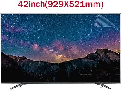 ZSHYP 42 Pulgadas Protección De Pantalla De TV, Luz Antiazul Luz Antirreflejos para Televisor LCD, LED Y Plasma HDTV,Matt: Amazon.es: Hogar