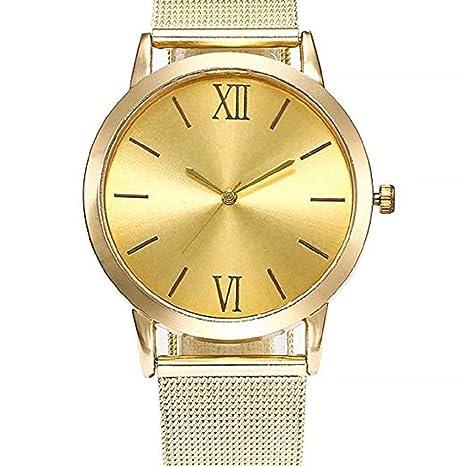 Amazon.com: Relojes de cuarzo para mujer, relojes de mujer ...