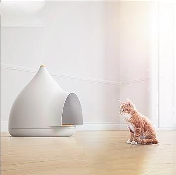 Cueva de perro y gato cueva Ecofriendly cueva blanca saludable para gatos, perros pequeños Cuddly Sleeping Place para su mascota: Amazon.es: Coche y moto