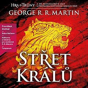 Střet králů (Píseň ledu a ohně 2) Audiobook