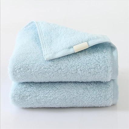 Toallas Juego de 2 toallas de algodón puro Toalla acogedora de lujo de algodón egipcio By