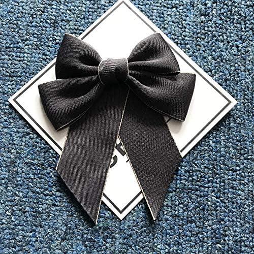 TiePjQE Pajaritas Niñas uniforme escolar camisa blanca arco un gris: Amazon.es: Ropa y accesorios