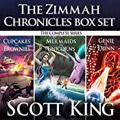 The Zimmah Chronicles Box Set | Scott King