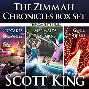 The Zimmah Chronicles Box Set Audiobook