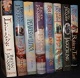 download ebook redwall series collection of eight novels (the pearls of lutra, marlfox, lord brocktree, taggerung, triss, loamhedge, rakkety tam, high rhulain) pdf epub